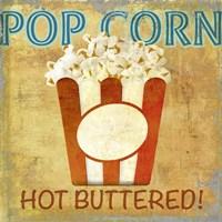 Pop Corn Fine-Art Print