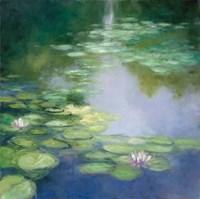 Blue Lily I Fine-Art Print