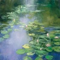 Blue Lily II Fine-Art Print