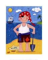 Treasure Island IV Fine-Art Print