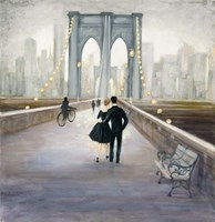Bridge to NY v.2 Fine-Art Print