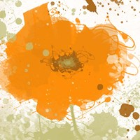 Modern Orange Fine-Art Print