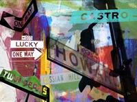 San Francisco Signs II Fine-Art Print