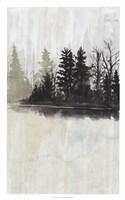 Pine Island I Fine-Art Print