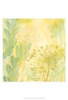 Florid Garden I Fine-Art Print