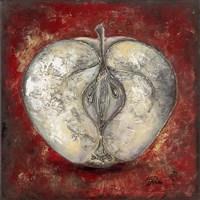 Manzana Roja Fine-Art Print