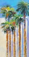 Shadow Palms II Fine-Art Print