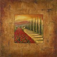 Bella Toscana I Fine-Art Print