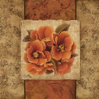 Spice Flower I Fine-Art Print