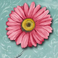 Blooming Daisy IV Fine-Art Print