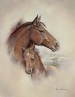 Race Horse II Fine-Art Print