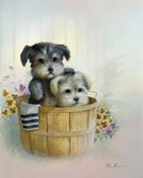 Brotherly Love Fine-Art Print