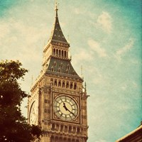 London Sights I Fine-Art Print