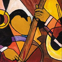 Nola Band II Fine-Art Print