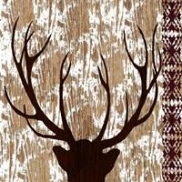 Wilderness Deer Fine-Art Print