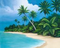 Palm Beach II Fine-Art Print