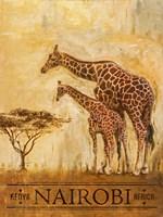 Nairobi Fine-Art Print
