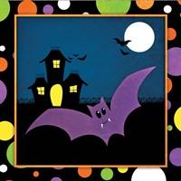 Halloween Bat Fine-Art Print