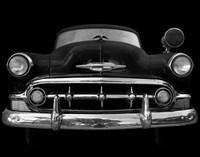 Black and White Classic Ride Fine-Art Print