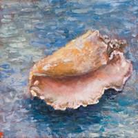 Faded into the Shore I Fine-Art Print