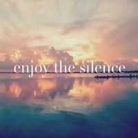 Enjoy the Silence Fine-Art Print