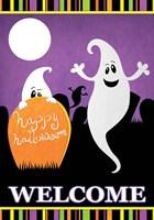 Halloween Ghost I Fine-Art Print