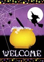 Halloween Witch Fine-Art Print