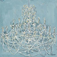 New Chandelier I Fine-Art Print