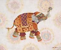 Pink Elephant IB Fine-Art Print