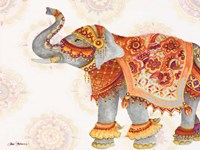 Pink Elephant IIB Fine-Art Print