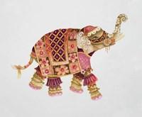 Pink Elephant IA Fine-Art Print