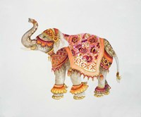 Pink Elephant IIA Fine-Art Print