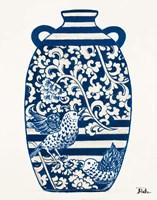 The Indigo Pottery I Fine-Art Print