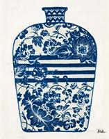 The Indigo Pottery II Fine-Art Print