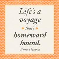 Life is a Voyage Fine-Art Print