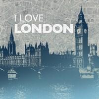 City Love I Fine-Art Print