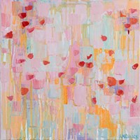 Flutter Kisses I Fine-Art Print