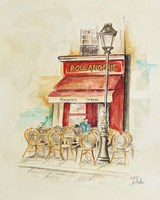 Cafe Du Paris I Fine-Art Print