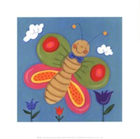Mini Bugs III Fine-Art Print