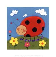 Mini Bugs IV Fine-Art Print