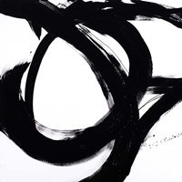 Circular Strokes I Fine-Art Print