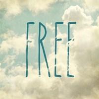 Free In The Clouds Fine-Art Print