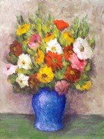 Vase of Beauty I Fine-Art Print