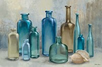 Glass Bottles Fine-Art Print