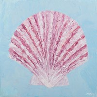 Conch & Scallop II Fine-Art Print