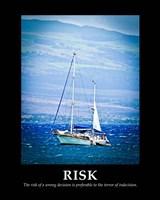 Risk Fine-Art Print