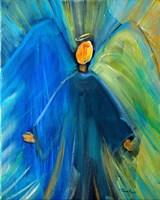 Ever Present Hope Angel Fine-Art Print