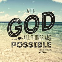 All Things Possible Fine-Art Print