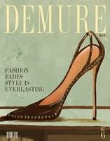 Demure Magazine Fine-Art Print