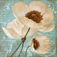 Afternoon Bloom I Fine-Art Print